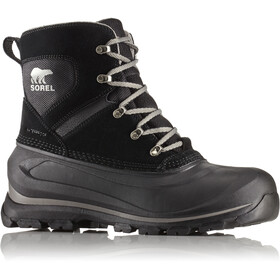Sorel Buxton Lace Bottes Homme, black/quarry
